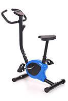 Велотренажер Hop-Sport HS-010H Rio blue  для дома и спортзала, Львов