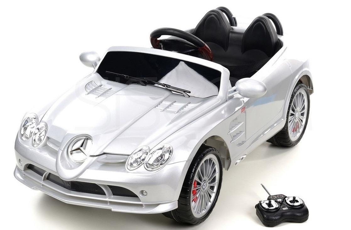 Детский электромобиль Mercedes SLR McLaren 722