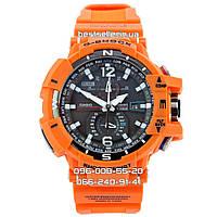 Часы водонепроницаемые Casio G-Shock GW-A1100 orange AAA