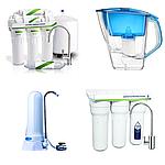Виды фильтров для очистки питьевой воды.