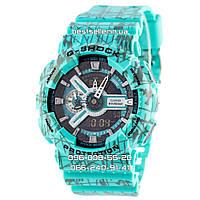 Часы водонепроницаемые Casio g-shock Ga-110 5427 AAA