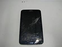 Samsung T211 3G 8GB планшет на запчастини (материнська плата, батарея, екран, камера, корпус, розбитий тачскрін)
