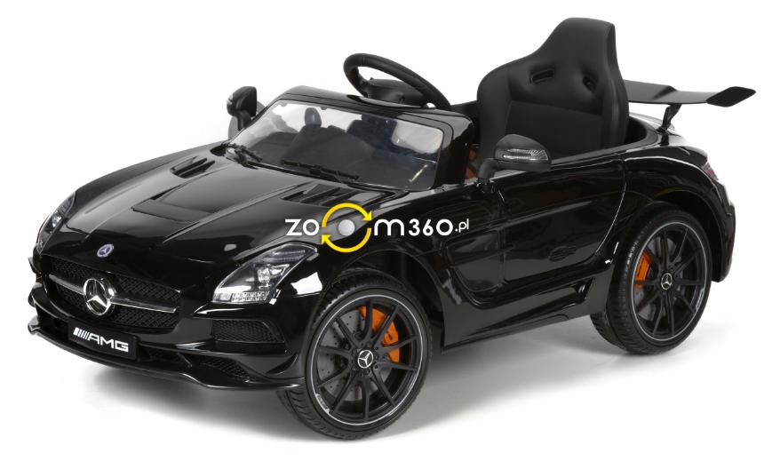 Детский электромобиль MERCEDES SLS (черный)