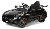 Детский электромобиль MERCEDES SLS (черный), фото 1