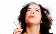 Вредные привычки, которые старят кожу.