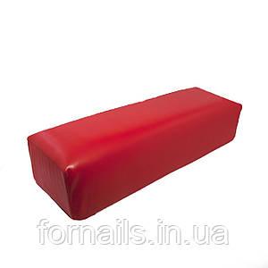 Подлокотник красный