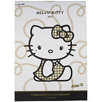 Гофрокартон цветной неоновый Hello Kitty Diva  HK13-257K
