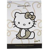 Гофрокартон цветной неоновый Hello Kitty Diva  HK13-257K
