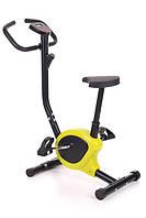 Велотренажер для дома и спортзала с доставкой Hop-Sport HS-010H Rio yellow, Львов