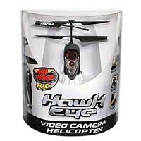 Вертолёт HAWK EYE Air Hogs с камерой (видео, фото, 15см, 3-канальный, гироскоп), 44382