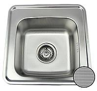 Кухонная стальная мойка (Eko) Galati Mala  Textură