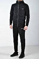 Новинка!! Мужской спортивный костюм Nike с капюшоном (стильный, молодежный, для зала, для прогрулок