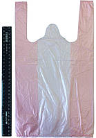 Пакет полиэтиленовый-майка №1 22*38 см, 6000 шт.