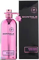Парфюмированая вода Montale Paris Roses Musk 100 ml (Монталь)