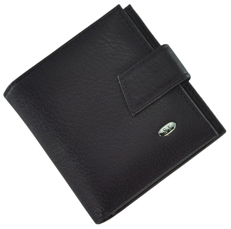 Кожаный женский кошелек ST430 Violet