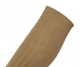 Летние носки Бундесвера MilTec Khaki 13006009, фото 2