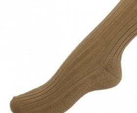 Шкарпетки літні Бундесверу MilTec Khaki 13006009, фото 2
