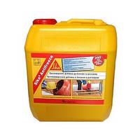 Противоморозная добавка для бетона и раствора Sika Antifreeze 6кг