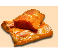 Балык свиной по-королевски (сыро-копченый) высший сорт