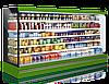 Холодильный стеллаж (горка) VARIO L (с выносным агрегатом)