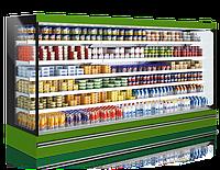 Холодильный стеллаж (горка) VARIO L (с выносным агрегатом), фото 1