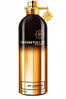 Парфюмированная вода Montale Paris So Amber 100 ml (Монталь)