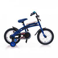 Детский двухколесный велосипед AZIMUT F 16 дюймов