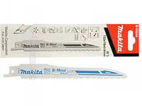 Makita B-05044 біметалічне полотно для сабельной пилки