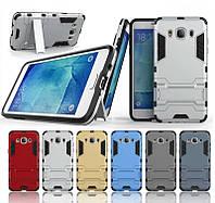 Чехол Armor с подставкой Samsung Galaxy J7 2016 J710, фото 1