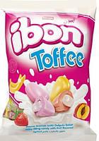Ibon Toffee фруктовые жевательные конфеты в 1 кг Турция