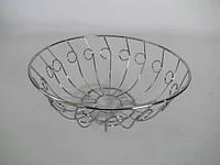 Фруктовница проволока кругл