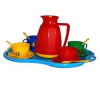 Игровой набор посуды 1295 Маринка 9 Технок