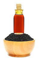 Масло черного тмина нерафинированное холодного отжима оптом