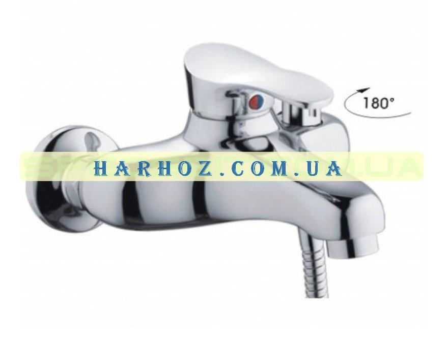 Смеситель Haiba (Хайба) Eris 009 евро (ванна)