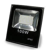Прожектор LED 100W 220V 6500K IP66, 8000lm