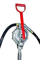 DPP/1 - Ручной двухдиафрагмовый насос перекачки и заправки бензина, дизеля, масел, мазута, 800мл/ход