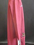 Модные  однотонные детские платья, фото 3