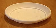 Тарелка пластиковая 13 см