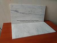 Плитка мраморная белая 610х305х10