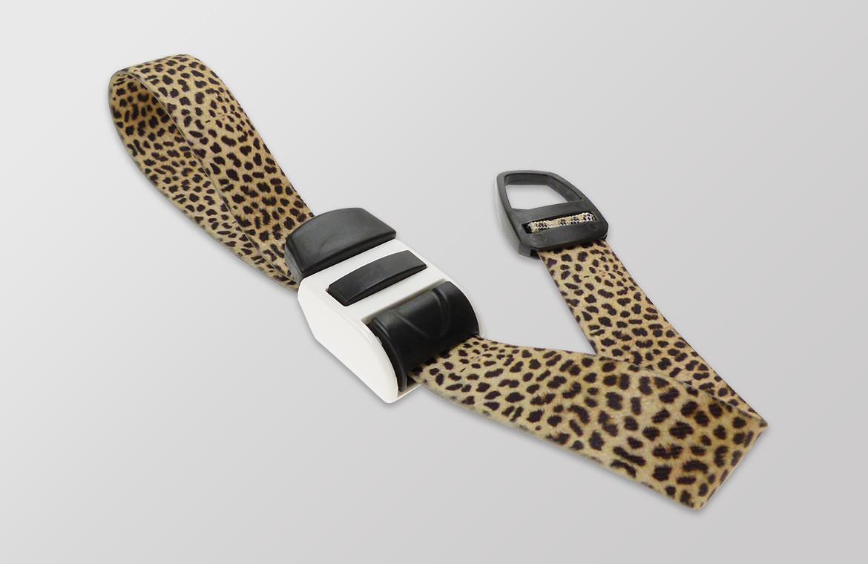 """Джгут медичний венозний із застібкою """"Леопард"""", Kimetec GmbH (Німеччина)"""