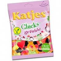 Жевательные конфеты Katjes Glucks-Gefuhle, 200 г