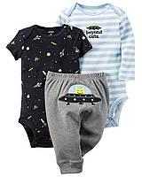 """Комплект одежды для мальчика """"Космические приключения"""""""