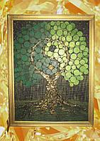 """Денежное дерево """"Инь-Ян"""""""