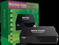DVB-T2 Тюнер (ресивер) Т2 World Vision T59M