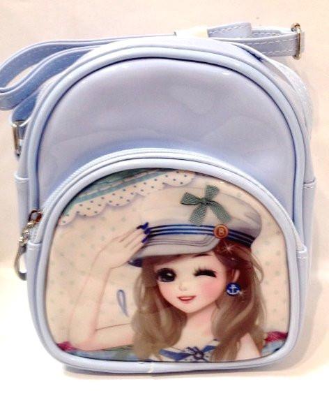 Детская сумочка для девочки через плечо