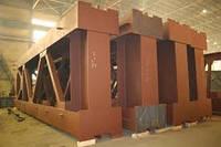 Монтаж металлоконструкций нестандартных габаритов