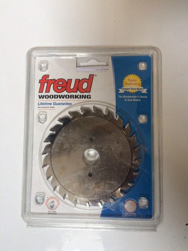 Пила Freud (Італія) Підрізна D120, d22, z12+12, LI16MAB3
