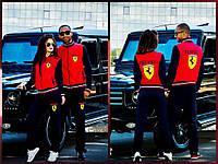 Спортивный костюм женский Ferrari