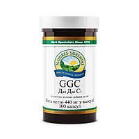 Джи Джи Си  GGC - нормализует работу нервной и сердечно-сосудистой системы (рекомендуется гипотоникам)