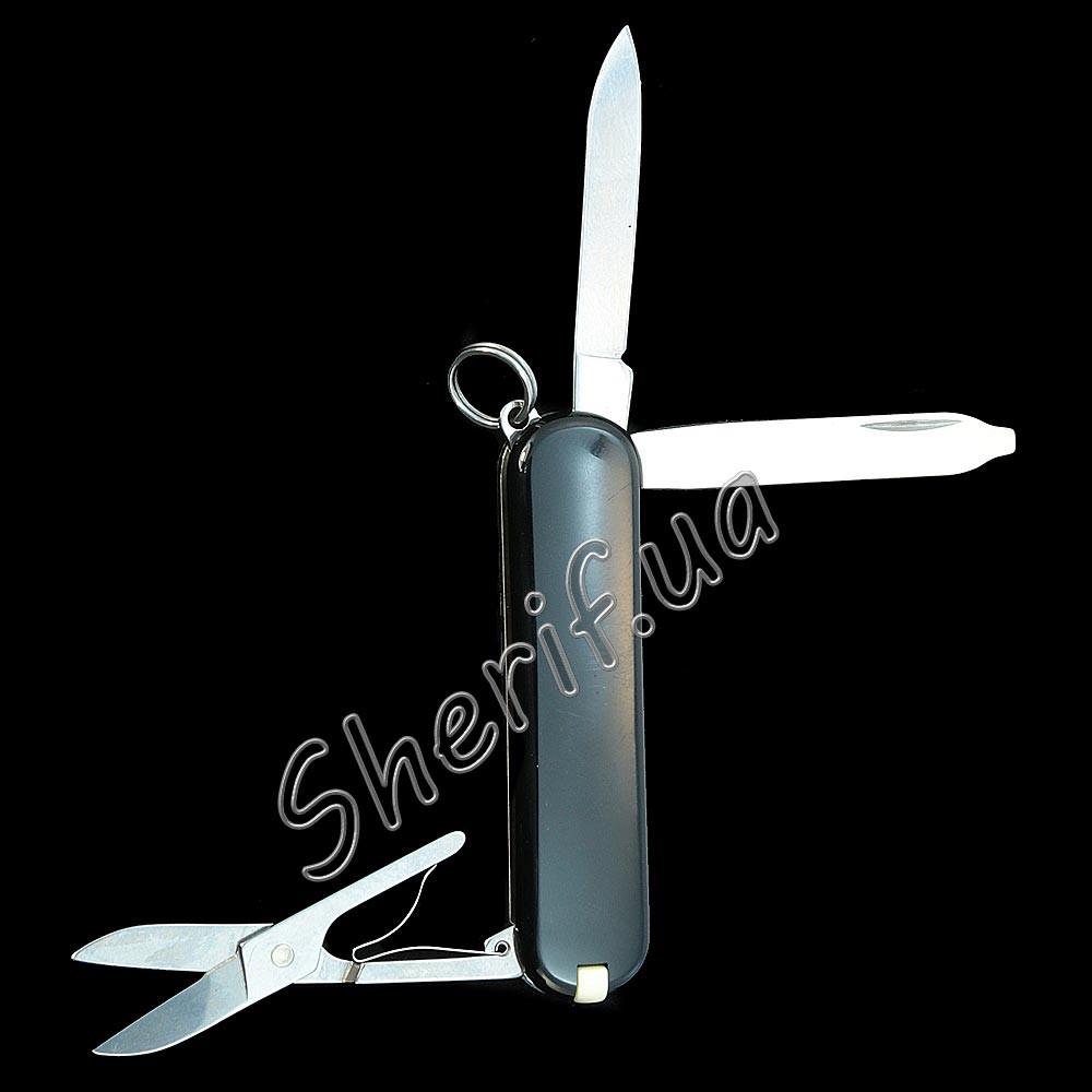 Нож Victorinox Classic SD 0.6223.3 черный